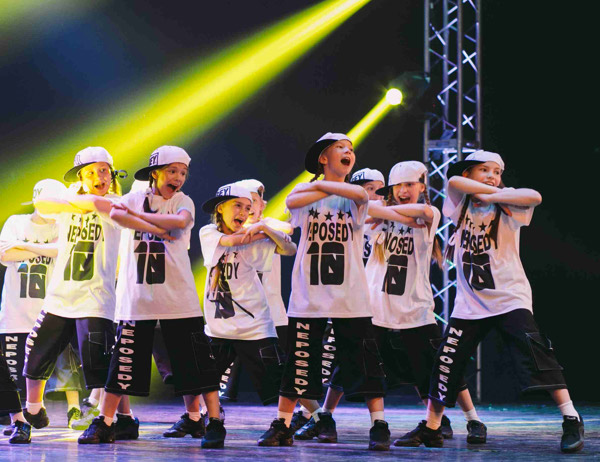 Школа танцев в Новосибирске Fraules Dance Centre